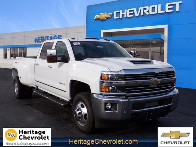 2019 Silverado 3500 Crew Cab 4x4,  Pickup #C1837 - photo 1