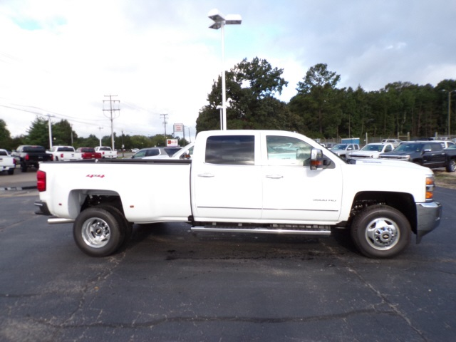 2019 Silverado 3500 Crew Cab 4x4,  Pickup #C1837 - photo 4