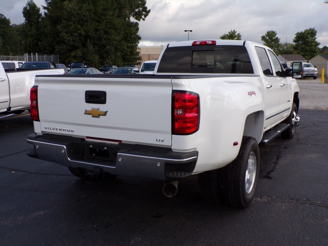 2019 Silverado 3500 Crew Cab 4x4,  Pickup #C1837 - photo 2