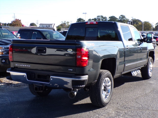 2019 Silverado 2500 Crew Cab 4x4,  Pickup #C1848 - photo 2