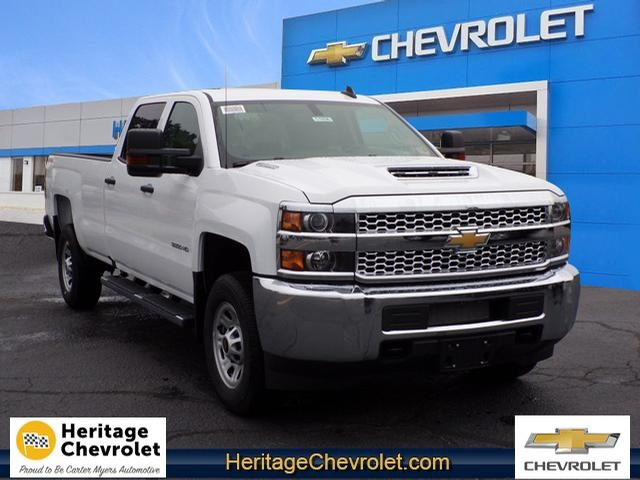 2019 Silverado 3500 Crew Cab 4x4,  Pickup #C1856 - photo 1