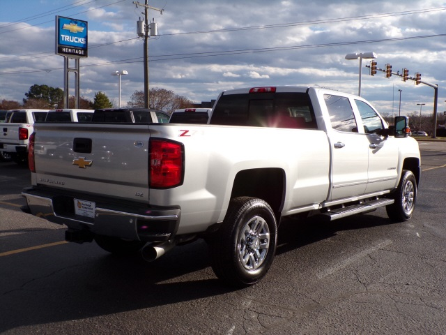 2019 Silverado 2500 Crew Cab 4x4,  Pickup #C1865 - photo 2