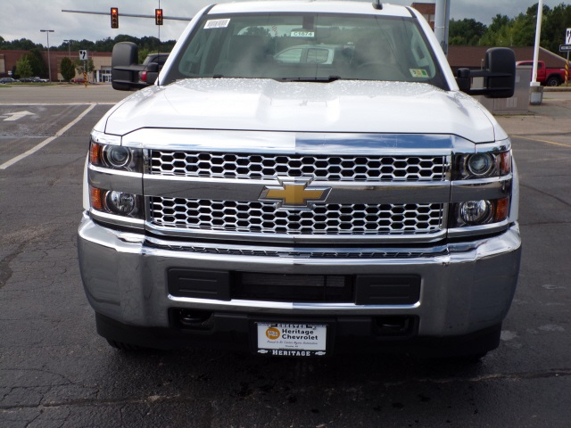 2019 Silverado 2500 Crew Cab 4x2,  Pickup #C1874 - photo 3