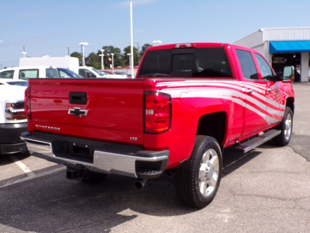 2019 Silverado 2500 Crew Cab 4x4,  Pickup #C1947 - photo 2