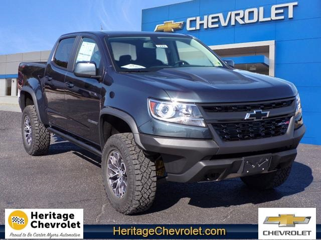 2019 Colorado Crew Cab 4x4,  Pickup #C2008 - photo 1