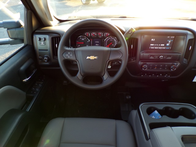 2019 Silverado 3500 Crew Cab DRW 4x4,  Reading Service Body #C2199 - photo 10