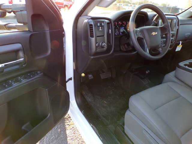 2019 Silverado 3500 Crew Cab DRW 4x4,  Reading Service Body #C2199 - photo 12