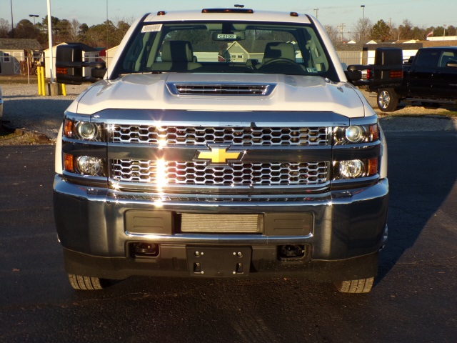 2019 Silverado 3500 Crew Cab DRW 4x4,  Reading Service Body #C2199 - photo 3