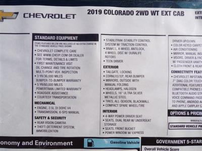 2019 Colorado Extended Cab 4x2,  Pickup #C2200 - photo 5