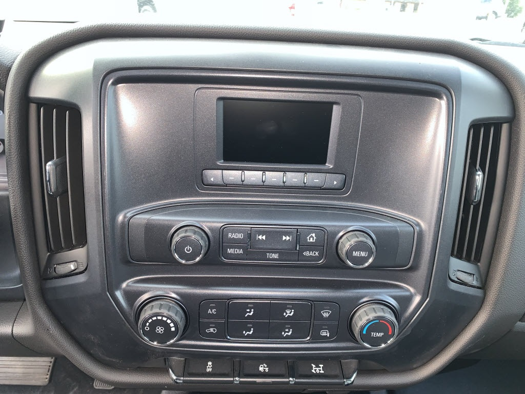 2019 Silverado 4500 Regular Cab DRW 4x2, Platform Body #C2448 - photo 8