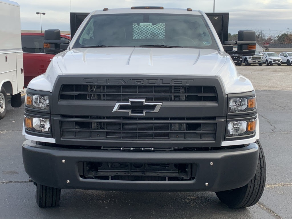 2019 Chevrolet Silverado 4500 Regular Cab DRW 4x2, Godwin Platform Body #C2448 - photo 4