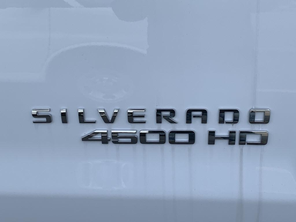 2019 Silverado 4500 Regular Cab DRW 4x2, Platform Body #C2448 - photo 2