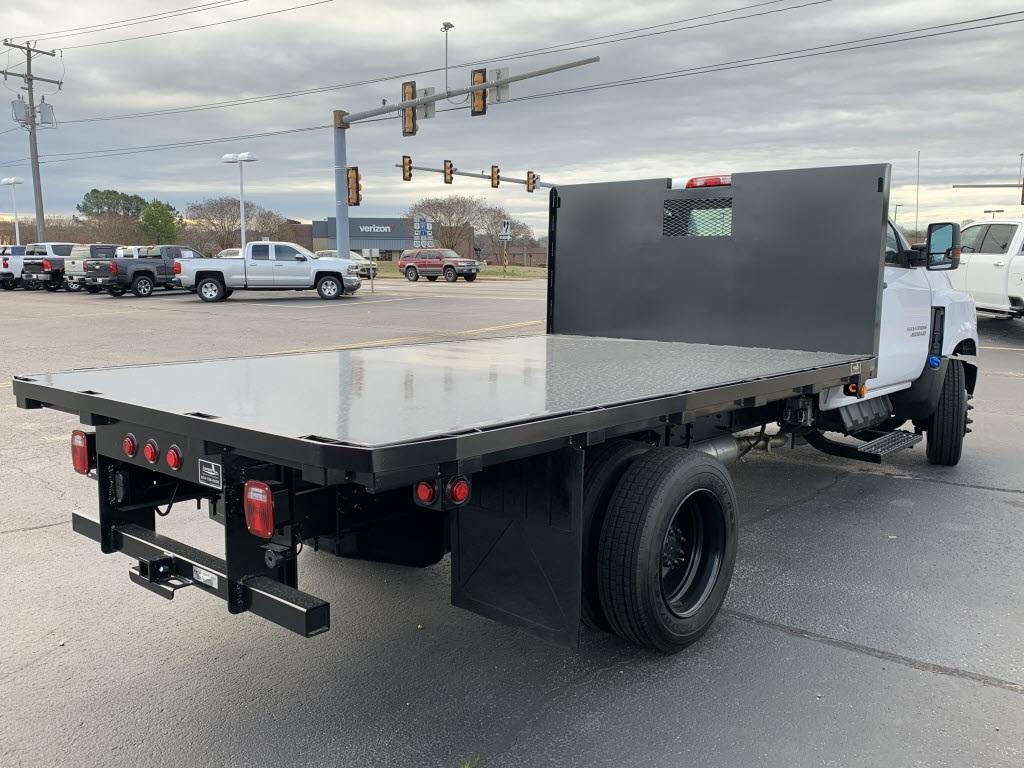 2019 Silverado 4500 Regular Cab DRW 4x2, Godwin Platform Body #C2448 - photo 6