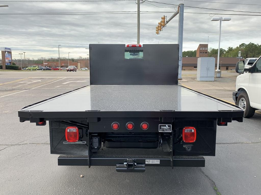 2019 Silverado 4500 Regular Cab DRW 4x2,  Godwin Platform Body #C2448 - photo 7