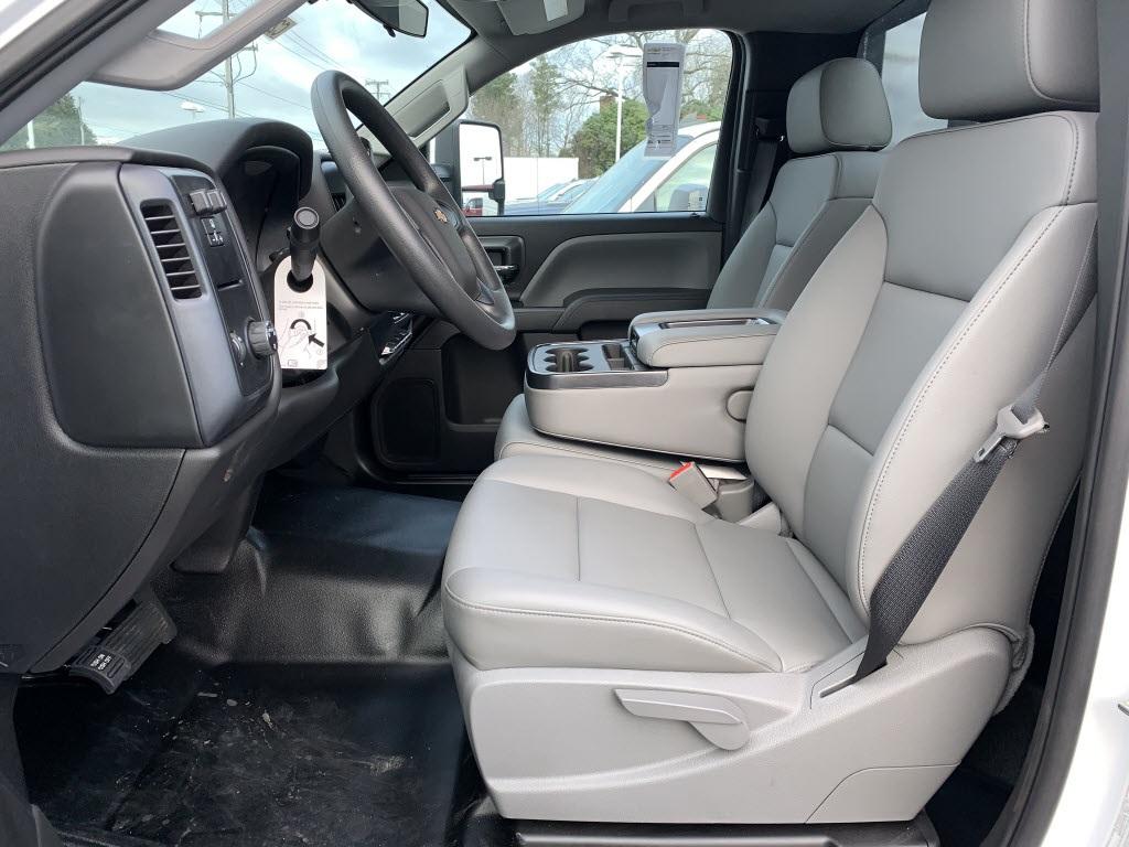 2019 Silverado 4500 Regular Cab DRW 4x2,  Godwin Platform Body #C2448 - photo 20