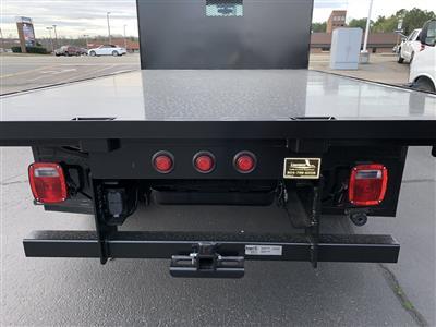 2019 Silverado 4500 Regular Cab DRW 4x2, Godwin Platform Body #C2448 - photo 14