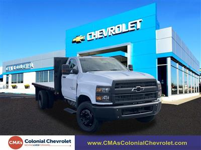2019 Chevrolet Silverado 4500 Regular Cab DRW 4x2, Godwin Platform Body #C2448 - photo 1