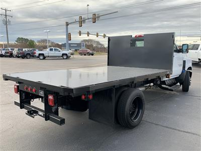 2019 Chevrolet Silverado 4500 Regular Cab DRW 4x2, Godwin Platform Body #C2448 - photo 2