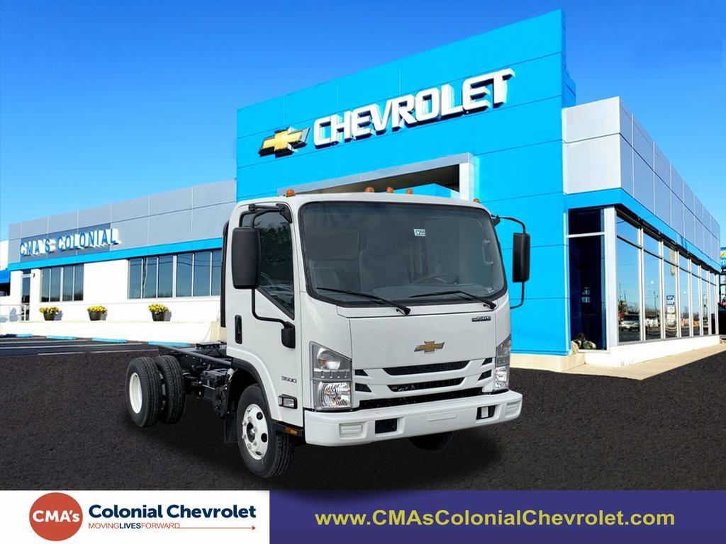 2019 Chevrolet LCF 3500 Regular Cab 4x2, Cab Chassis #C2557 - photo 1