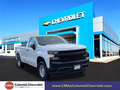2019 Chevrolet Silverado 1500 Regular Cab 4x4, Pickup #C2620 - photo 1