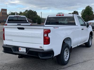 2019 Chevrolet Silverado 1500 Regular Cab 4x4, Pickup #C2620 - photo 2