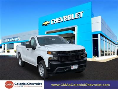 2020 Chevrolet Silverado 1500 Regular Cab 4x4, Pickup #C2844 - photo 1