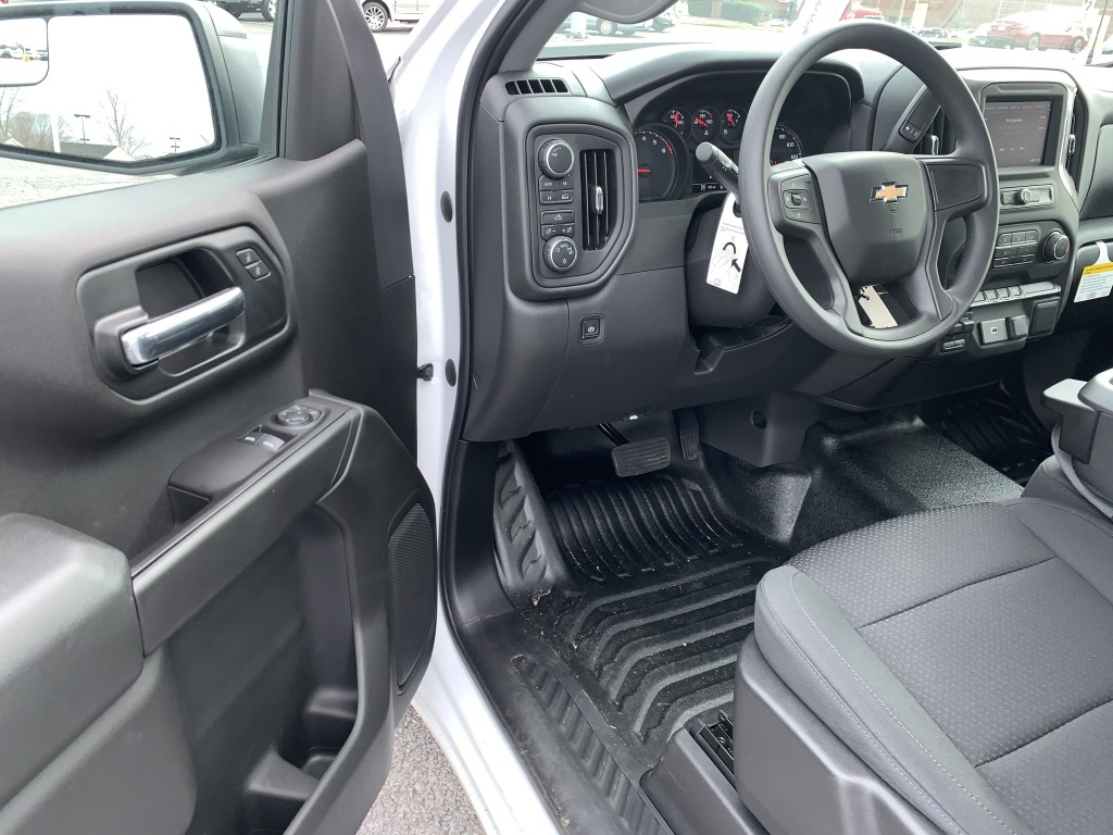 2020 Chevrolet Silverado 1500 Regular Cab 4x4, Pickup #C2850 - photo 7