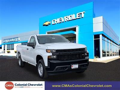 2020 Chevrolet Silverado 1500 Regular Cab 4x4, Pickup #C2851 - photo 1