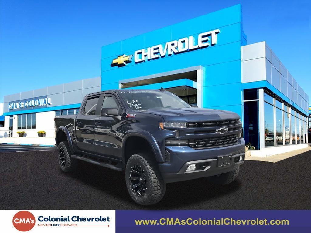 2020 Chevrolet Silverado 1500 Crew Cab 4x4, American Luxury Coach Pickup #C3206 - photo 1