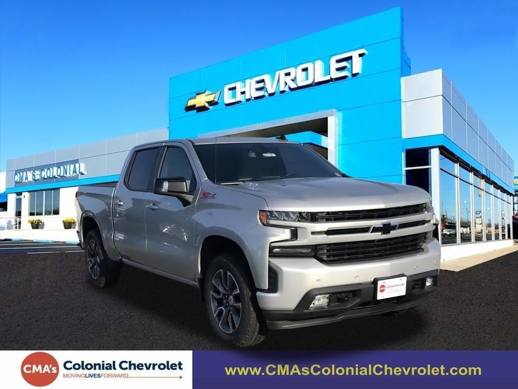 2020 Chevrolet Silverado 1500 Crew Cab 4x4, Pickup #C3220 - photo 1