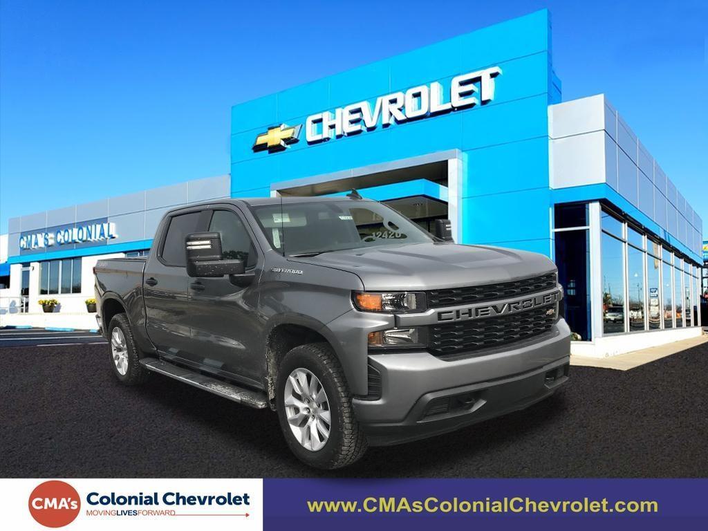2020 Chevrolet Silverado 1500 Crew Cab 4x4, Pickup #C3238 - photo 1