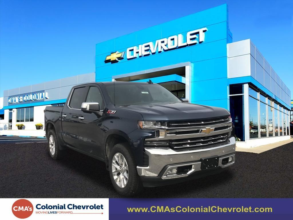 2020 Chevrolet Silverado 1500 Crew Cab 4x4, Pickup #C3269 - photo 1