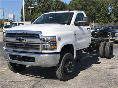 2020 Chevrolet Silverado 5500 Regular Cab DRW 4x4, Cab Chassis #C3278 - photo 1
