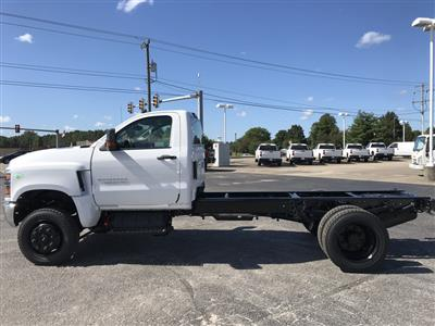 2020 Chevrolet Silverado 5500 Regular Cab DRW 4x4, Cab Chassis #C3278 - photo 9