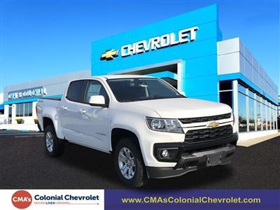 2021 Chevrolet Colorado Crew Cab 4x4, Pickup #C3281 - photo 1