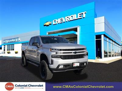 2020 Chevrolet Silverado 1500 Crew Cab 4x4, Pickup #C3327 - photo 1