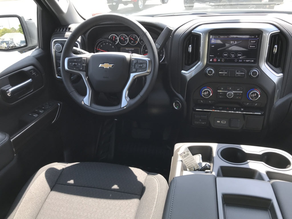 2020 Chevrolet Silverado 1500 Double Cab 4x2, Pickup #C3330 - photo 12