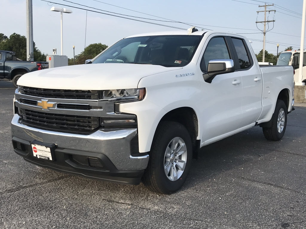 2020 Chevrolet Silverado 1500 Double Cab 4x2, Pickup #C3331 - photo 5