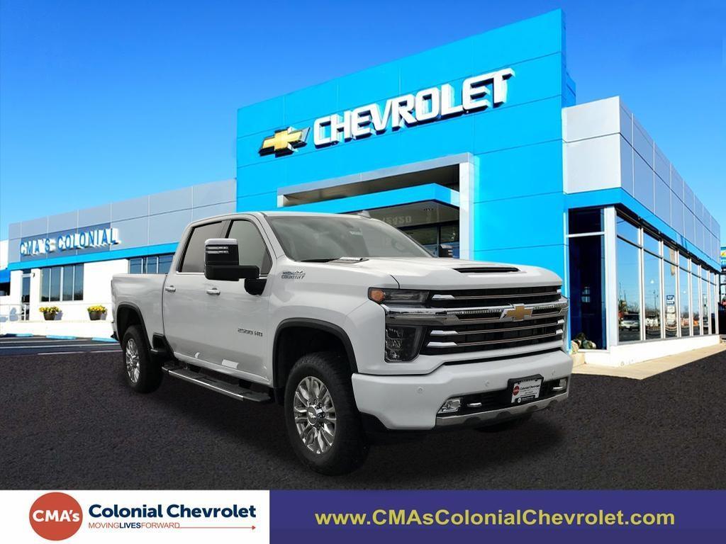 2020 Chevrolet Silverado 2500 Crew Cab 4x4, Pickup #C3335 - photo 1