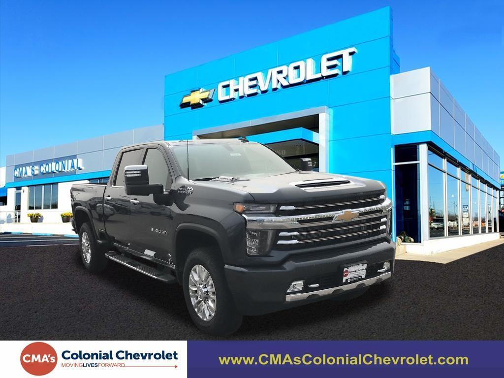 2020 Chevrolet Silverado 2500 Crew Cab 4x4, Pickup #C3336 - photo 1