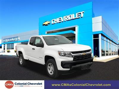2021 Chevrolet Colorado Extended Cab 4x2, Pickup #C3347 - photo 1