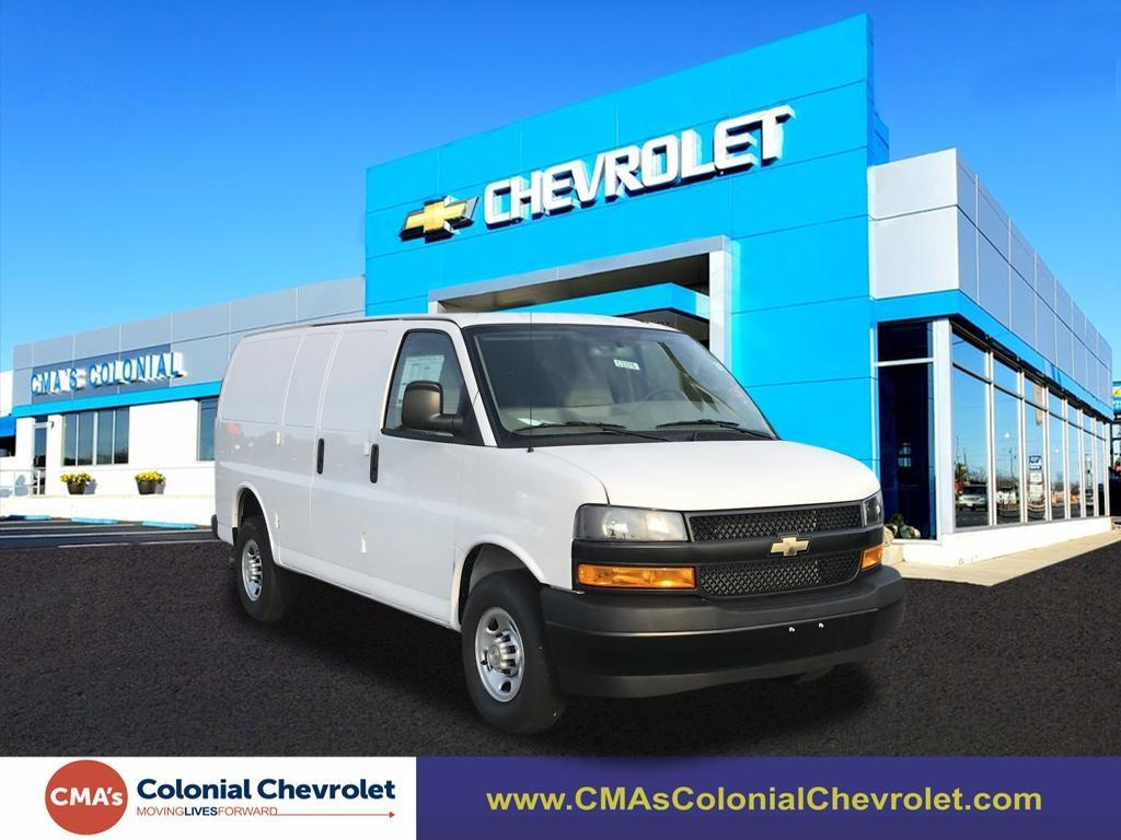 2020 Chevrolet Express 2500 4x2, Empty Cargo Van #C3374 - photo 1
