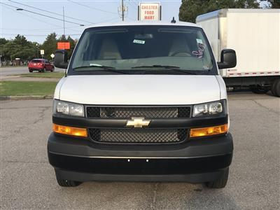 2020 Chevrolet Express 2500 4x2, Empty Cargo Van #C3374 - photo 3