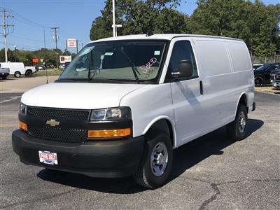 2020 Chevrolet Express 2500 4x2, Empty Cargo Van #C3375 - photo 1