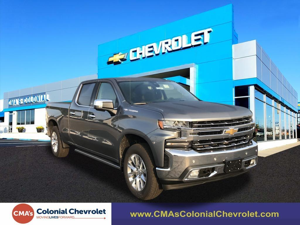 2020 Chevrolet Silverado 1500 Crew Cab 4x4, Pickup #C3385 - photo 1