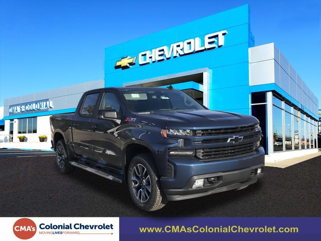 2020 Chevrolet Silverado 1500 Crew Cab 4x4, Pickup #C3397 - photo 1