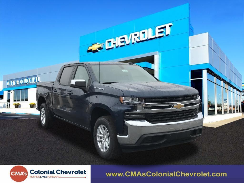 2020 Chevrolet Silverado 1500 Crew Cab 4x2, Pickup #C3404 - photo 1