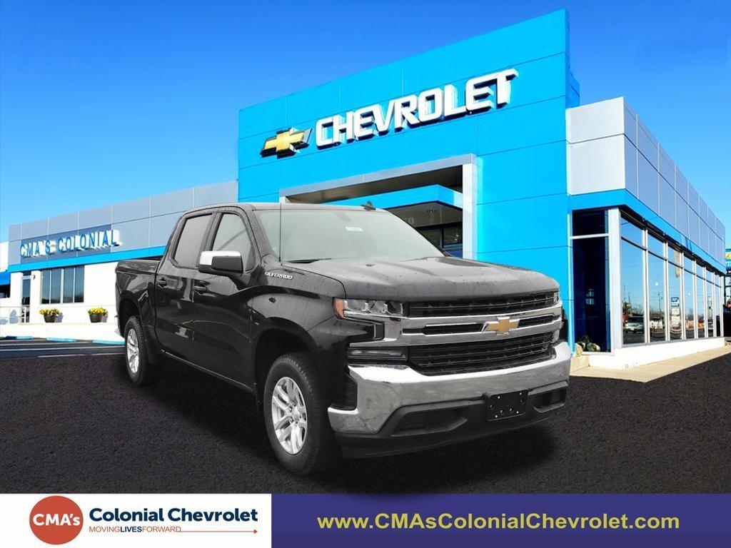 2020 Chevrolet Silverado 1500 Crew Cab 4x2, Pickup #C3405 - photo 1