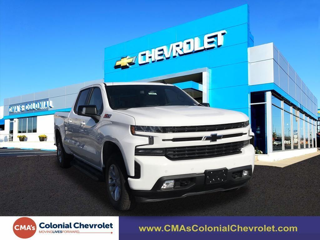 2020 Chevrolet Silverado 1500 Crew Cab 4x4, Pickup #C3411 - photo 1
