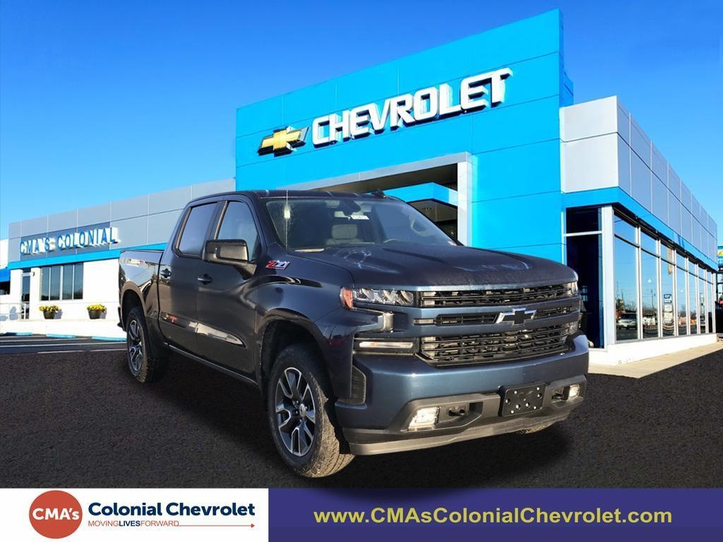 2020 Chevrolet Silverado 1500 Crew Cab 4x4, Pickup #C3415 - photo 1